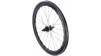 Zipp 454 NSW road bike carbon wheel wheel hole black