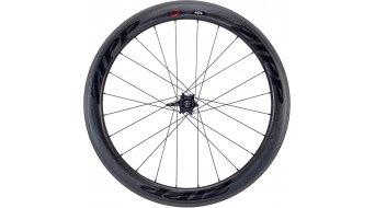 Zipp 404 Firecrest 650c V3 650c 公路赛车-车轮 Clincher 后轮 24 孔 10/11速 SRAM/Shimano-自由轮 黑色/黑色