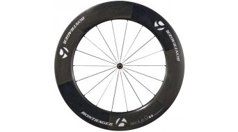 Bontrager Aeolus 9 D3 Rennradlaufrad Vorderrad Schlauchreifen black/white