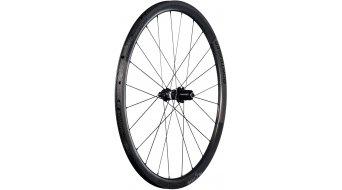Bontrager Aeolus 3 D3 Disc ruota per bici da corsa posteriore (5x135/142mm) tubolari Shimano 11 velocità bla