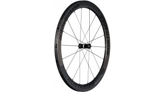 Bontrager Aeolus 5 D3 rueda completa para bici carretera rueda cubierta tubular negro