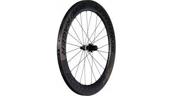 Bontrager Aeolus 7 D3 bici carretera rueda completa rueda trasera (5x130mm) cubierta tubular Shimano 11-velocidades negro