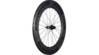 Bontrager Aeolus 9 D3 bici carretera rueda completa rueda trasera (5x130mm) cubierta tubular Shimano 11-velocidades negro