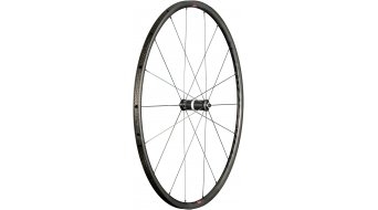 "Bontrager Aeolus XXX 28"" rueda completa bici carretera rueda delantera (5x100mm) cubierta tubular negro"