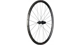 "Bontrager AeolusXXX 2 Disc 28"" bici da corsa ruota tubolari black/red"