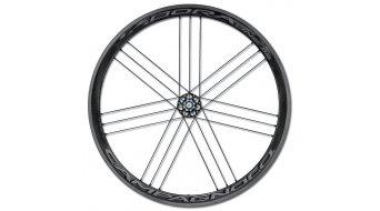 Campagnolo Bora One Dark Label 35 juego de ruedas Campa 9/10/11 velocidades carbono para cubierta tubular WH14-BOTFR135DK