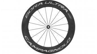 """Campagnolo Bora Ultra 80 28"""" Tubular Rennrad Laufrad Vorderrad dark"""