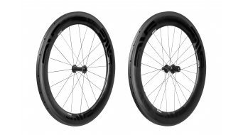 ENVE SES 7.8 G2 road bike wheel set Tubular ENVE Ceramic quick release 9x100/10x130 11-fach Shimano/SRAM road bike black/schwarzes  logo