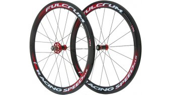 "Fulcrum Racing Speed XLR carbone 28"" roue set carbone (pneu à chambre à air)"