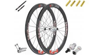 FSA Vision Trimax Ultimate Laufradsatz 24/20Loch Carbonfelge für Schlauchreifen Campagnolo Mod. 2011
