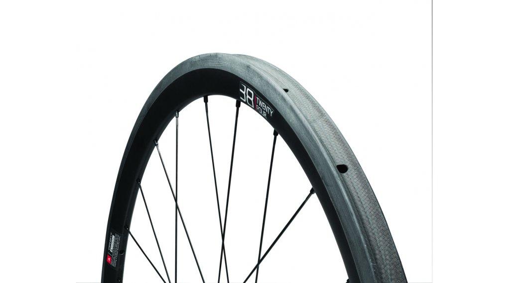 Profile design 38 twentyfour carbone disque tubular v lo de course laufradsatz pour pneu - Chambre a air velo course ...