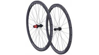 Specialized Roval Rapide CLX 40 Disc SCS Tubular 700C Rennrad Laufradsatz charcoal/black