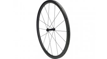Specialized Roval Rapide CLX 32 Rennrad Laufrad Tubular Vorderrad satin carbon/gloss black