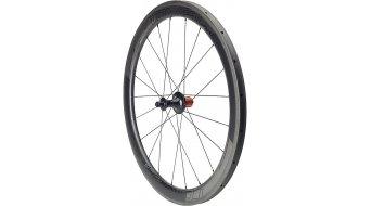 Specialized Roval Rapide CLX 50 Rennrad Laufrad Tubular Hinterrad satin carbon/gloss black