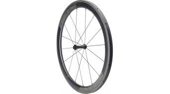Specialized Roval Rapide CLX 50 Rennrad Laufrad Tubular Vorderrad satin carbon/gloss black