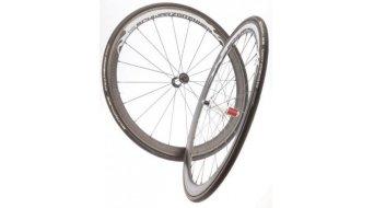 Tune Schwarzbrenner 38 Schlauchreifen Laufradsatz