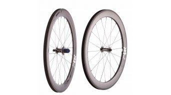 """Tune Schwarzbrenner 60 dientes 28"""" Tubular bici carretera juego de ruedas 9x100mm//10x130mm Shimano/SRAM-piñon libre"""