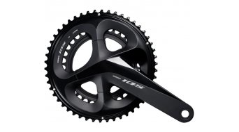 Shimano 105 R7000 road bike crank set 2x11 speed (110mm 4- Arm ) FC-R7000