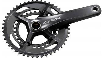 Shimano GRX FC-RX810 Gravel bike crank set 2x11 speed 172.5mm 48-31  teeth black