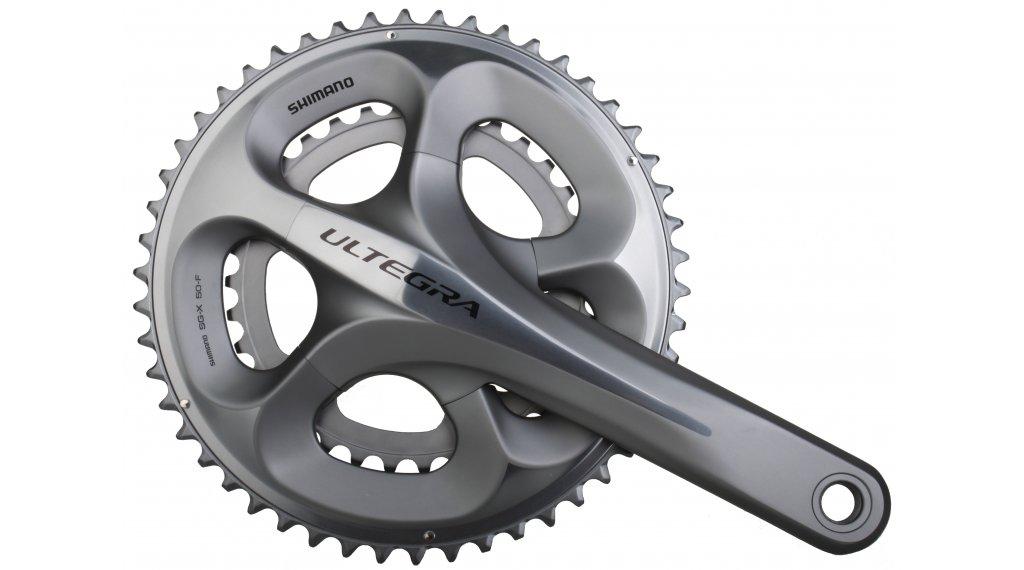 Shimano Ultegra Compact Crank Set Silver 170mm 50 34 Tooth Incl Bsa