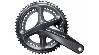 Shimano Ultegra FC-R8000 2x11 crank set Hollowtech II (without bottom bracket )