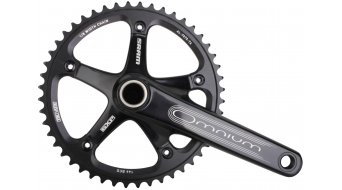 SRAM Omnium Track GXP crank set 48 (incl. GXP bottom bracket )