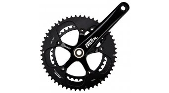SRAM Rival OCT GXP crank set (incl. GXP bottom bracket ) black shining