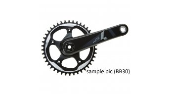 SRAM Force 1 GXP crank set 10/11 speed 52 130mm BCD (without GXP bottom bracket ) black