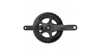 SRAM Red 22 BB30 crank set (without BB30 bottom bracket ) black