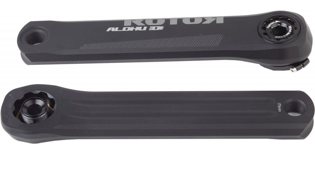 ROTOR ALDHU Road Kurbelarme 170mm schwarz