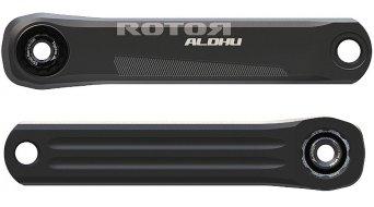 ROTOR ALDHU24 Road Курбели, 172.5mm черно