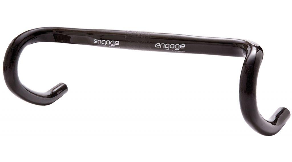 Engage RB-6 Classic Carbon Rennradlenker 31.8x400mm ud finish