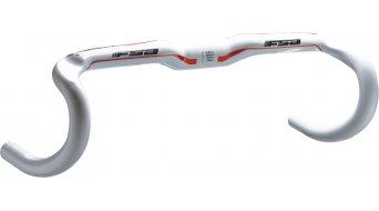 FSA K-Wing Aero Compact Carbon manubrio bici da corsa 31.8x420mm bianco