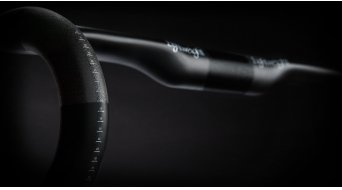 Lightweight Kompaktbügel carbono bici carretera manillar 31.8x400mm