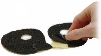 Syntace 尼龙搭扣(魔术贴) 尼龙粘扣带 自带粘性的 适用于 alle Syntace Pads
