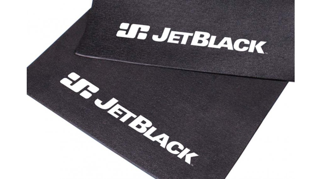 JetBlack Trainer Mat Black