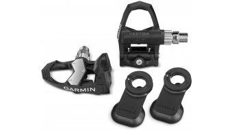Garmin Vector 2 pedal Wattmess- system crankdicke) black/silver