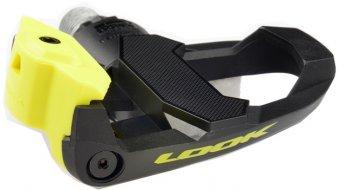Look Kéo Classic 3 bici carretera pedales negro/amarillo Mod. 2017- Limited Edition