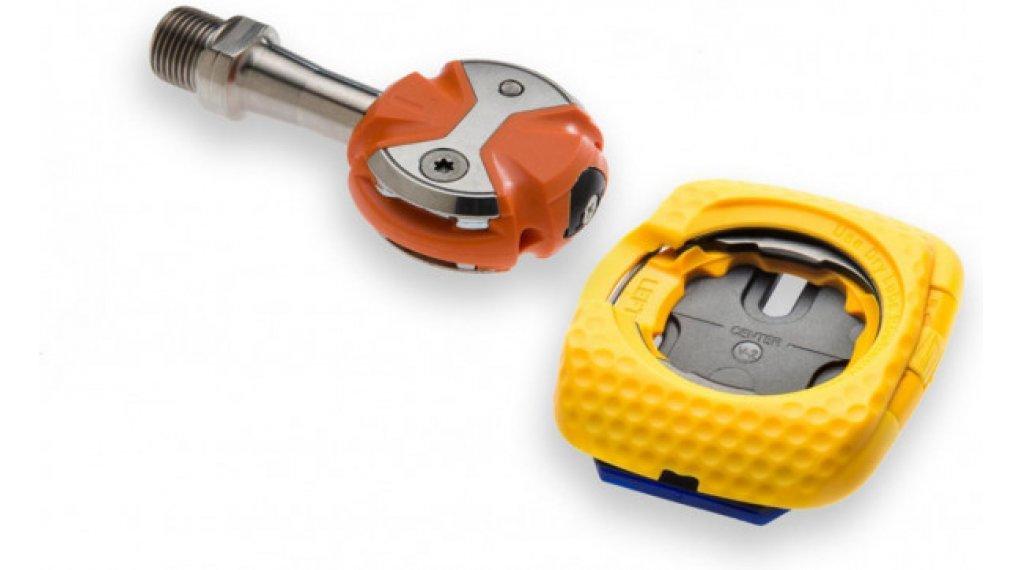 Speedplay Zero Titan Road-Pedalsystem orange