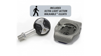 Speedplay Ultra Light Action Titan Road-Pedalsystem pink