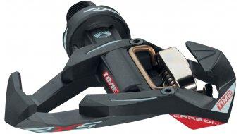 Time RXS carbono bici carretera-pedales eje de acero negro(-a)
