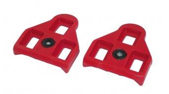 Xpedo Cleats 9° (Look Delta 兼容) 红色