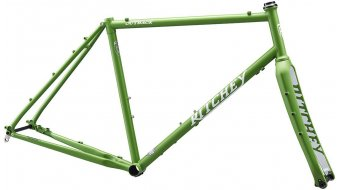 Ritchey Outback V2 Disc 28 Gravel kit telaio mis. S guacamole verde/bianco mod. 2020