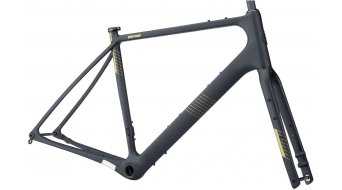 "Salsa Warroad carbon Allroad 28""/650B Gravel bike frame kit black 2020"