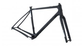 "Salsa Warbird 28""/650B Gravel bike frame kit black 2020"