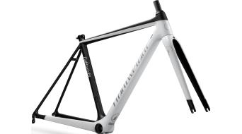 Lightweight Urgestalt Carbon Rennrad Rahmenkit Gr. 48cm schwarz/weiß