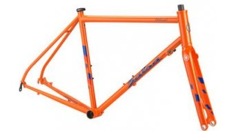 Salsa Colossal 700C bici da corsa kit telaio general lee orange Mod. 2015