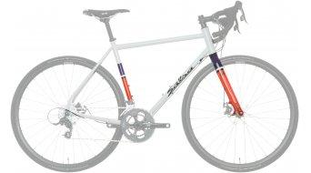 Salsa Colossal 700C bici carretera kit de cuadro blanco Mod. 2016