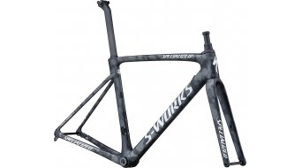 Specialized S-Works Roubaix Team 28 Rennrad Rahmenkit Gr. 59 satin black white team camo Mod. 2021