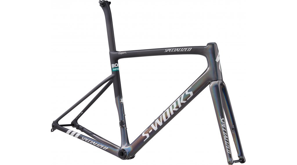 "Specialized S-Works Tarmac SL6 disc 28"" road bike frame kit LTD Sagan collection size 54cm mirror 2020"